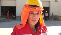 Songel Aracena (trabajadora Programa Espejos)