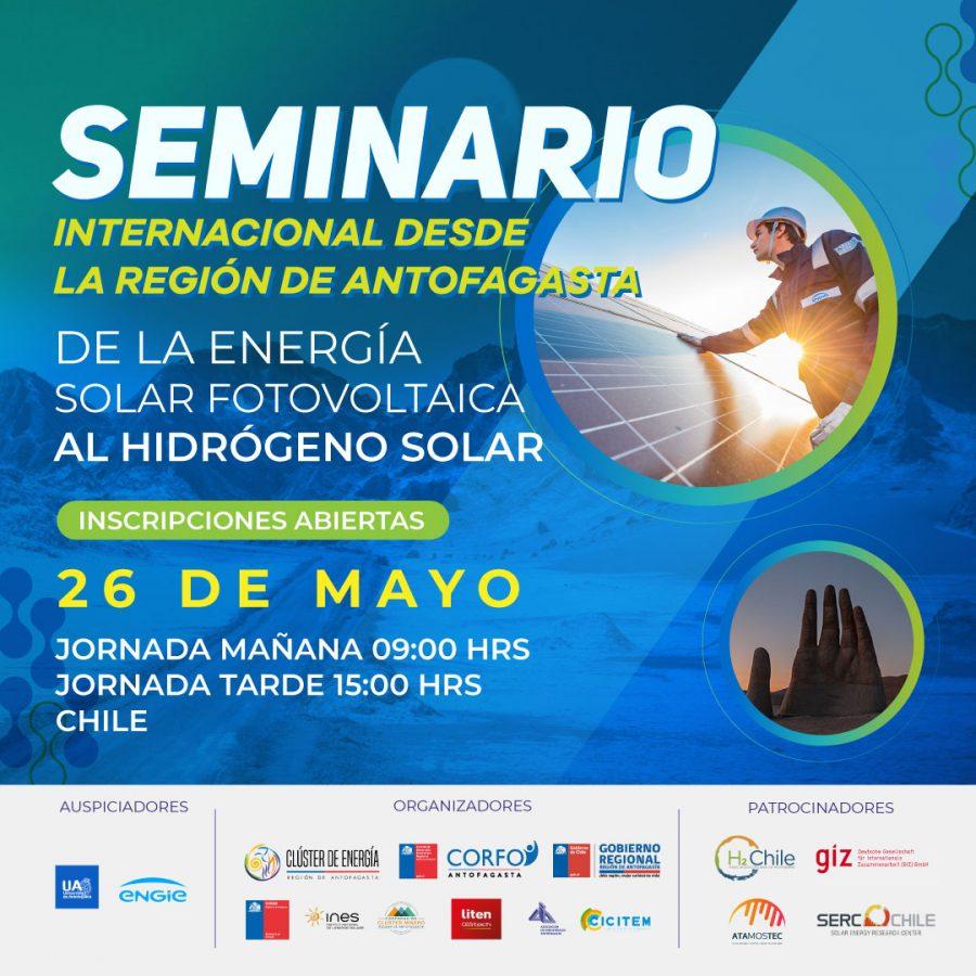 ENGIE Hydrogen -Presentación Seminario H2 Solar